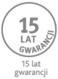 Gwarancja 15 lat